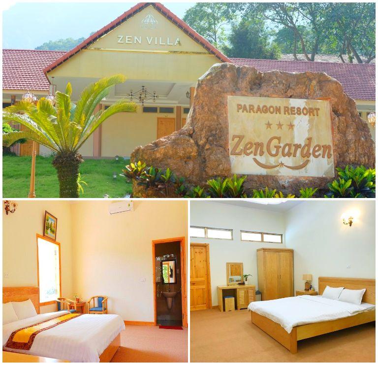Phòng Zen Villa