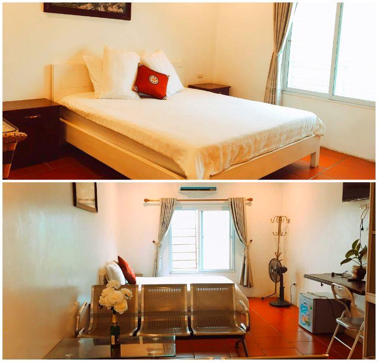 Phòng 1 giường 1,6m