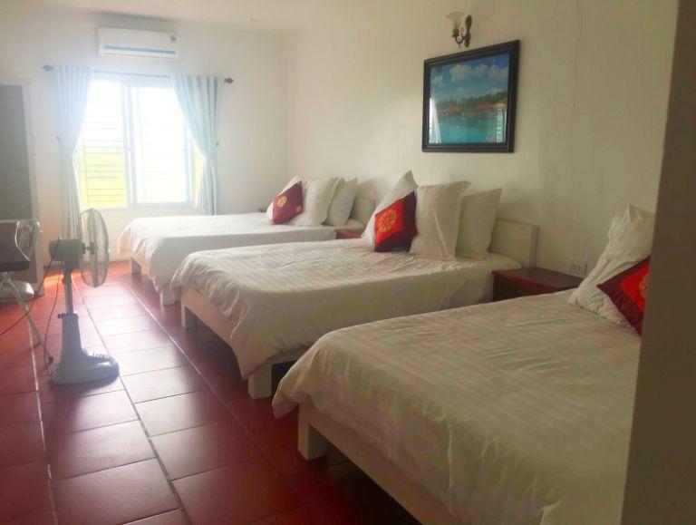 Phòng 8 giường 1,5m