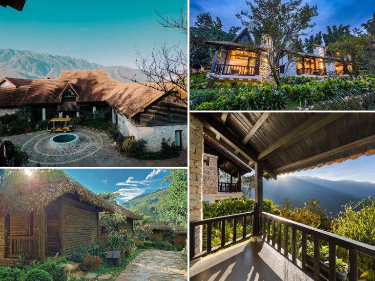 Resort Sapa Jade Hill