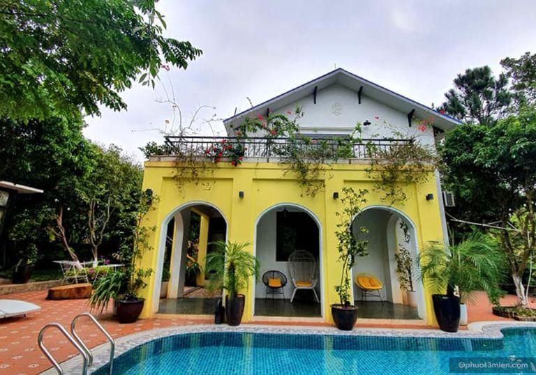 Trà Hoa Viên - Resort Sóc Sơn