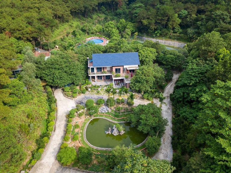 Rừng Thông Xanh Resort Sóc Sơn