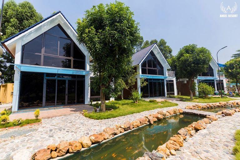 Angel resort Sóc Sơn