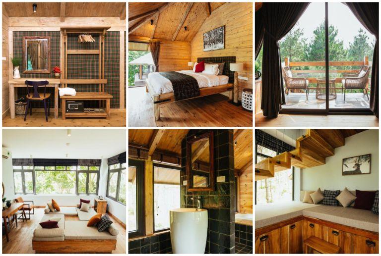 Hệ thống phòng ngủ - Resort Sóc Sơn