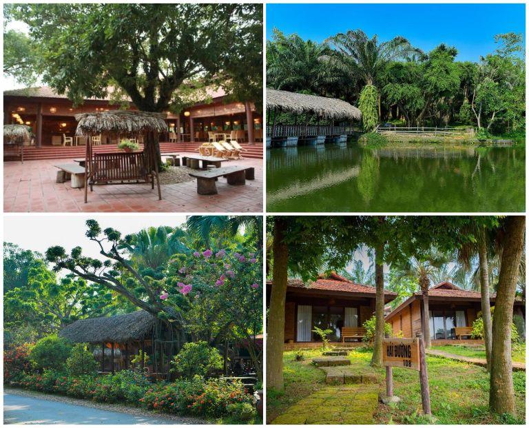 Thảo Viên resort Sơn Tây