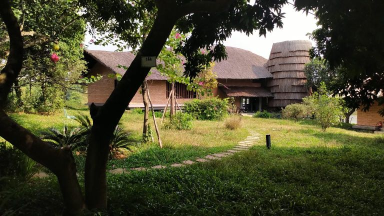 Làng Mít resort Sơn Tây