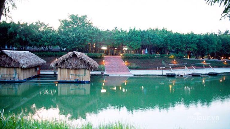 Quảng Tây - Resort Sơn Tây