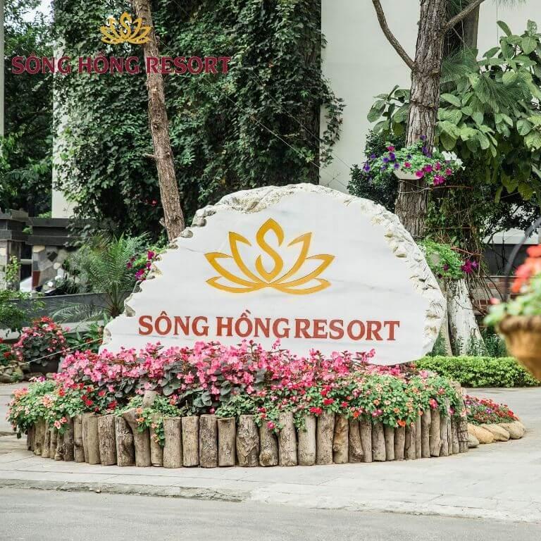 Resort Sông Hồng