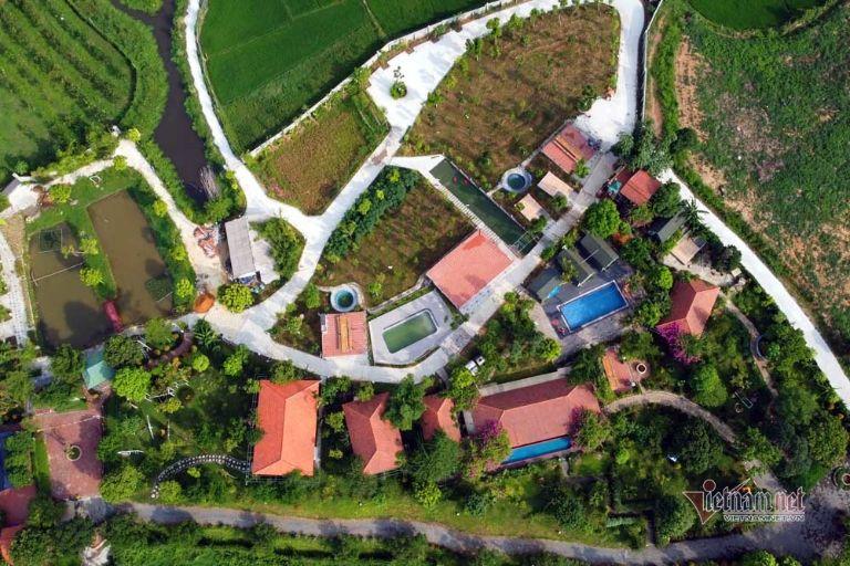 Hidden Hill - Resort Tam Đảo có view đẹp