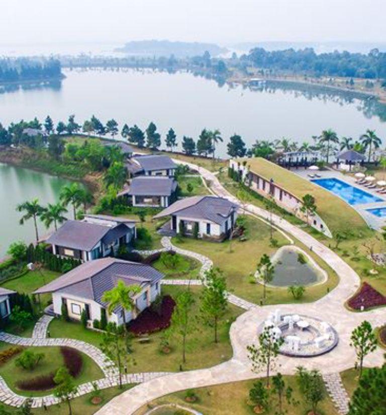 Paradise - Khu resort Vĩnh Phúc