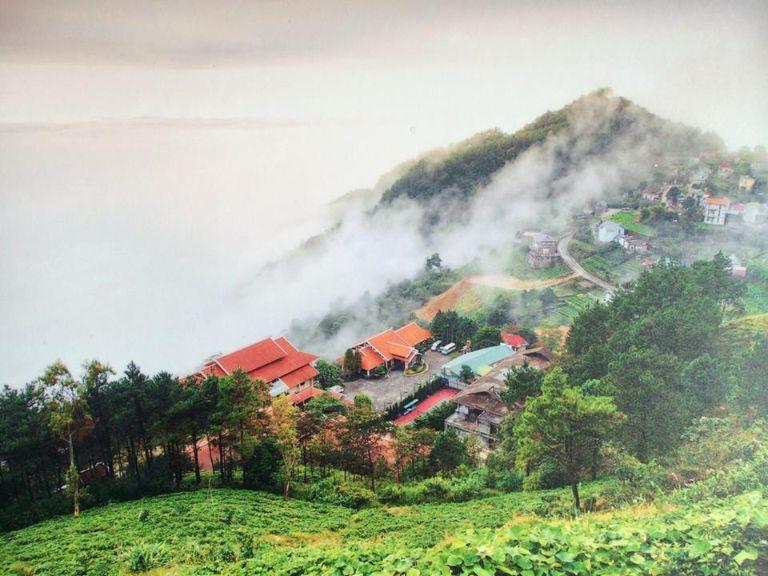 Belvedere - Resort ở Tam Đảo Vĩnh Phúc