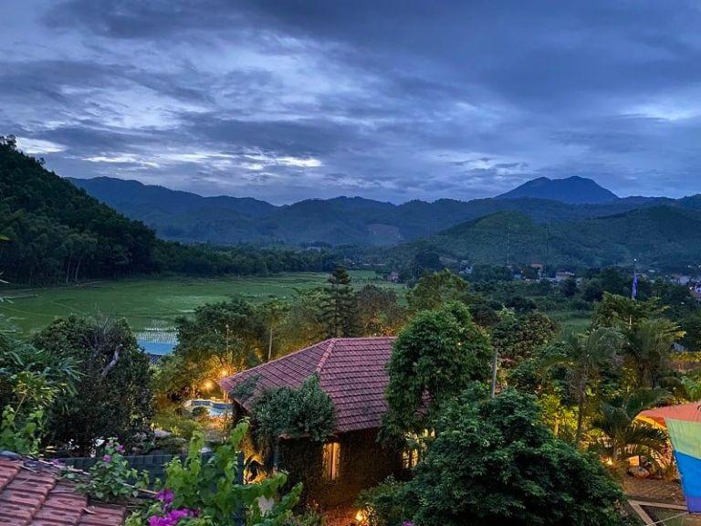 Hidden Hill - Khu nghỉ dưỡng Vĩnh Phúc