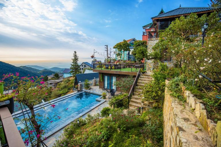 TOP 07 Resort Vĩnh Phúc View Đẹp, Có Hồ Bơi Sang Chảnh