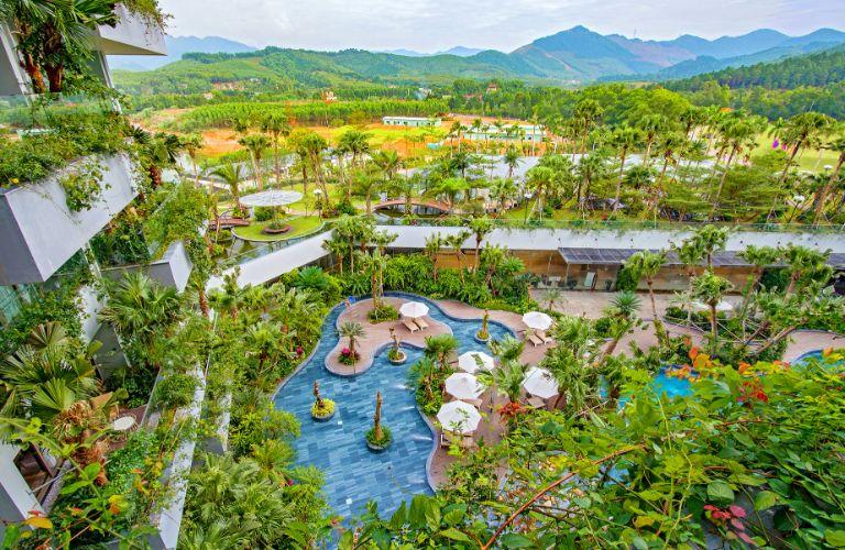 Flamingo resort Đại Lải Vĩnh Phúc