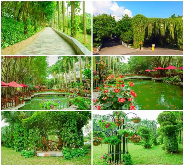 Sông Hồng - Resort Đầm Vạc Vĩnh Phúc