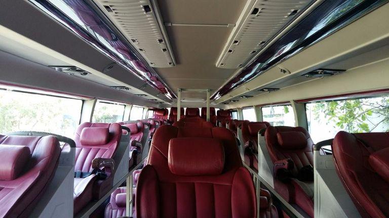 xe khách Sài Gòn Quảng Bình Vân Tuyến