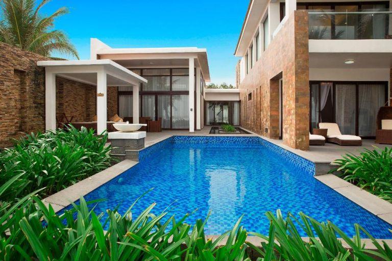 Hồ bơi tại Vinpearl Đà Nẵng