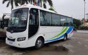 xe khách Hà Giang - Tuyên Quang