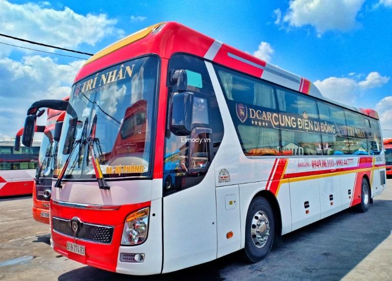 xe khách Sài Gòn Bạc Liêu Trí Nhân