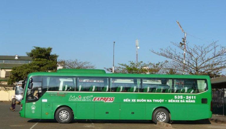 xe khách Buôn Ma Thuột Sài Gòn Mai Linh