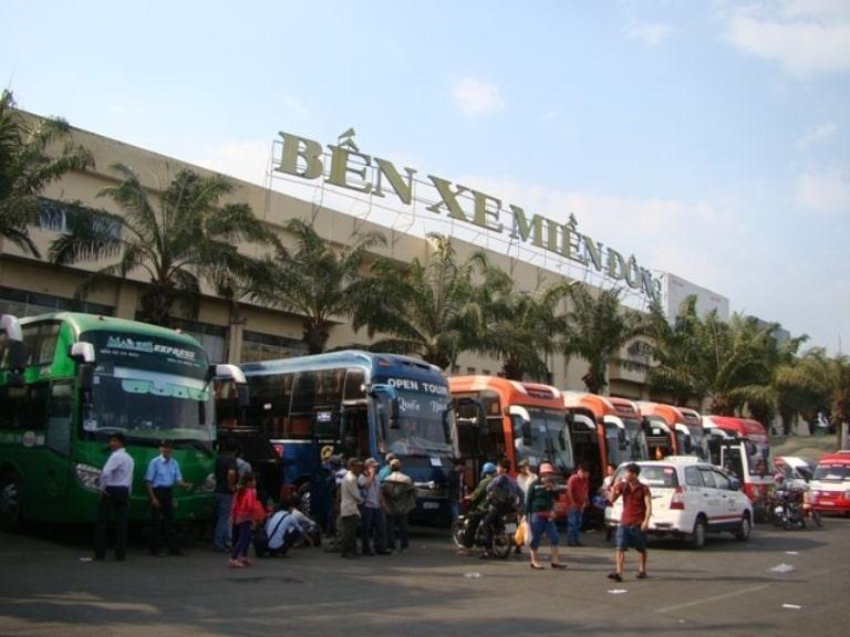 Bến xe Sài Gòn
