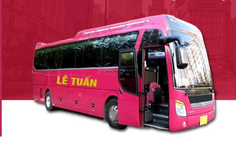 xe khách Lê Tuấn