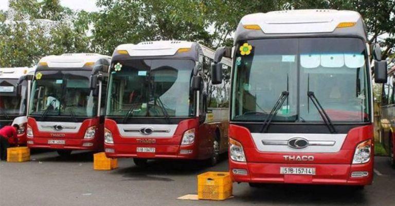 Xe khách Thành Bưởi đi Sài Gòn Đà Lạt