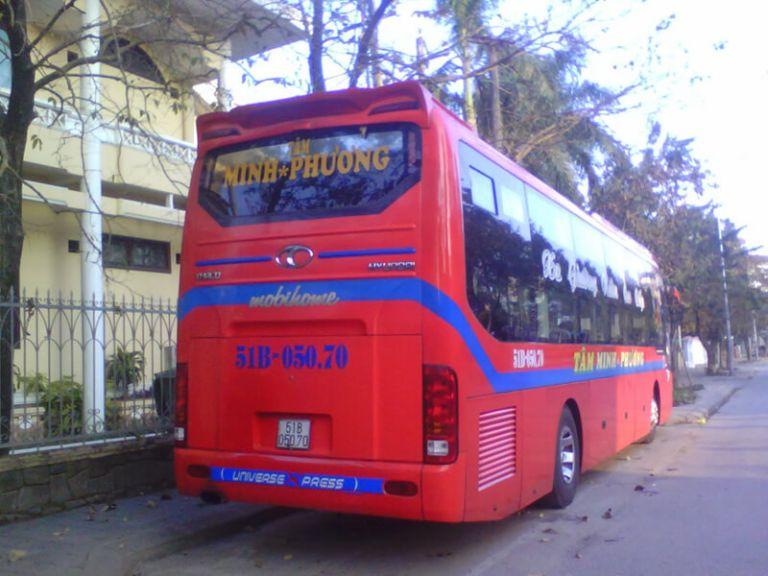 Nhà xe Tâm Minh Phương