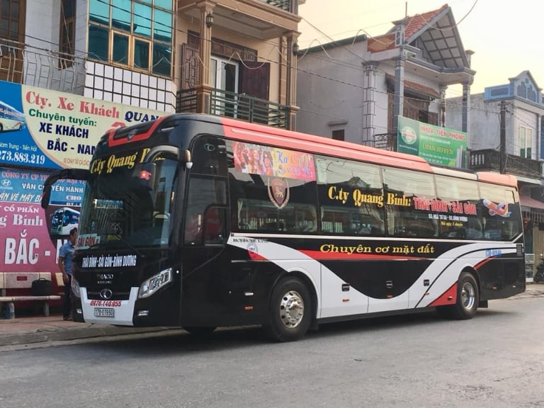 Mách Bạn 9 Xe Khách Sài Gòn - Nam Định - Thái Bình Không Thể Bỏ Qua
