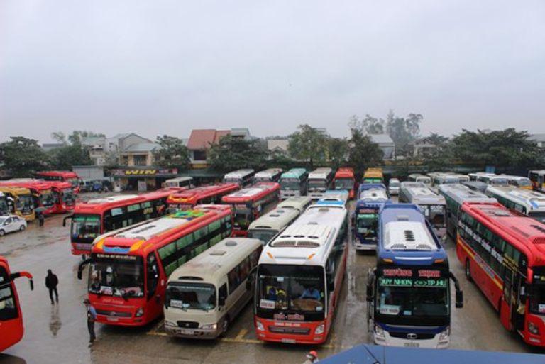 xe khách Sài Gòn Nha Trang