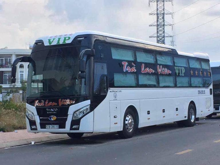 xe khách Sài Gòn Nha Trang Chà Lan Viên
