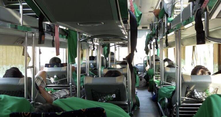 xe khách Mai Linh Express