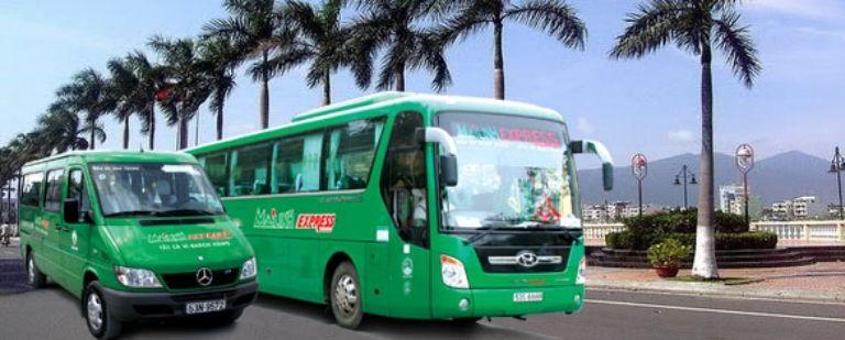 xe khách Sài Gòn Quảng Bình
