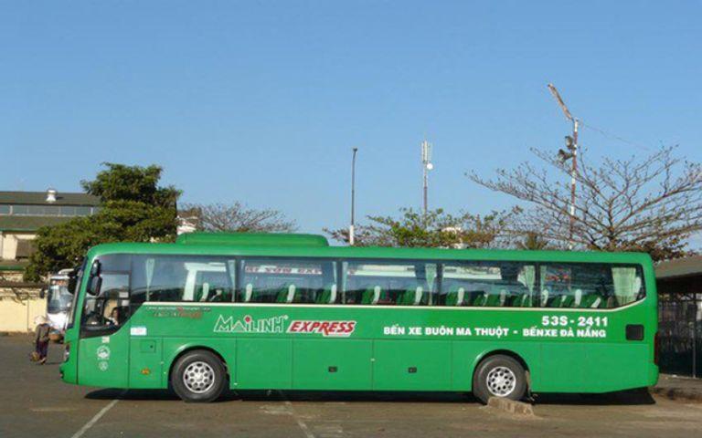 xe khách Mai Linh