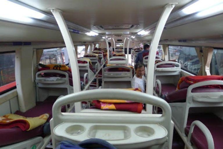 xe khách Sài Gòn Quảng Bình Nam Châu
