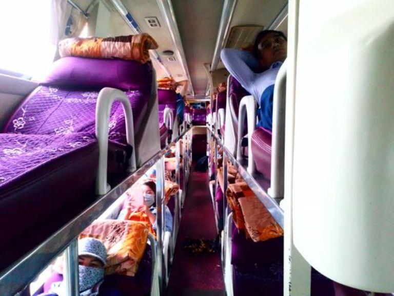 xe khách Sài Gòn Quảng Bình Tăng Tín