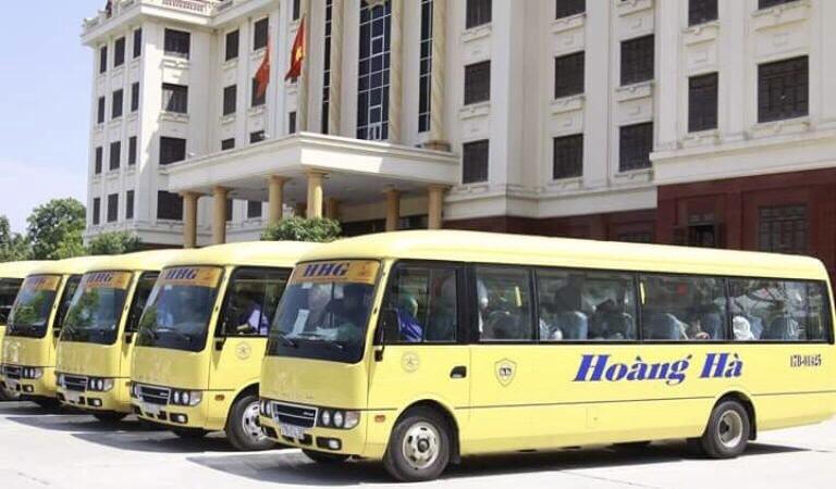 xe khách Hoàng Hà Sài Gòn Quảng Bình