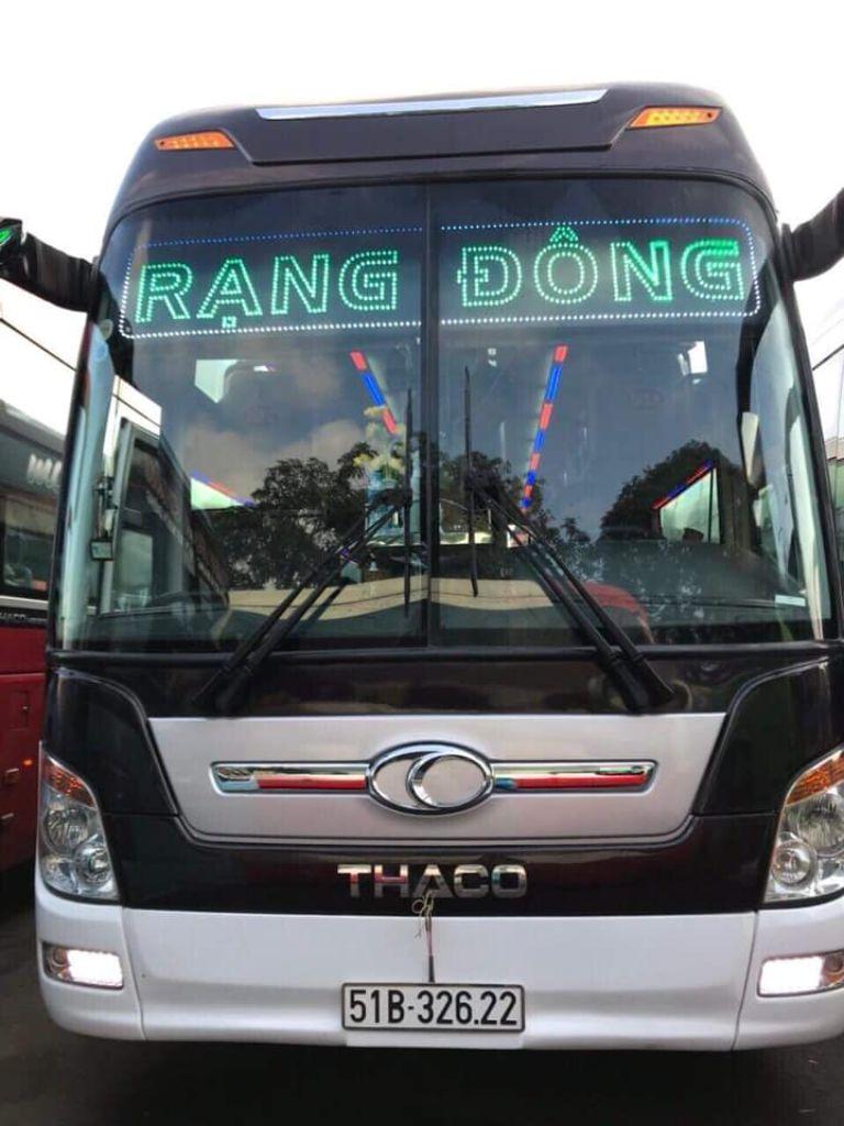 Nhà xe Rạng Đông Busline