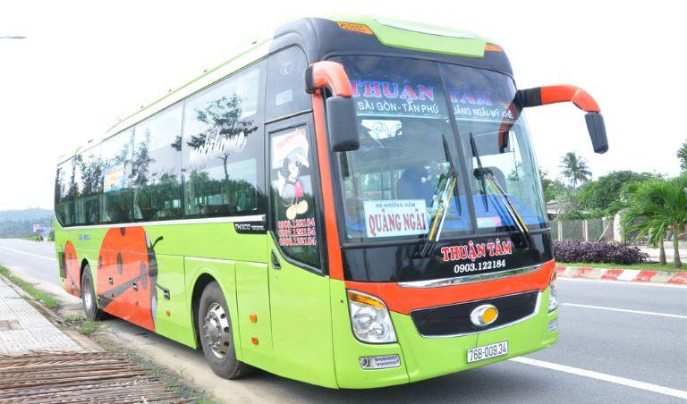 Xe khách Thuận Tâm