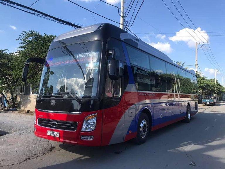Xe Chơn Mỹ tuyến Sài Gòn Đà Lạt