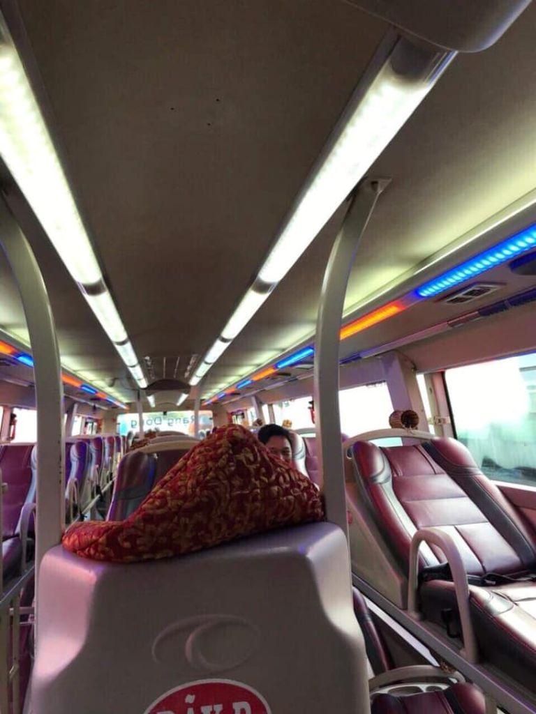 xe khách Rạng Đông Sài Gòn Quy Nhơn