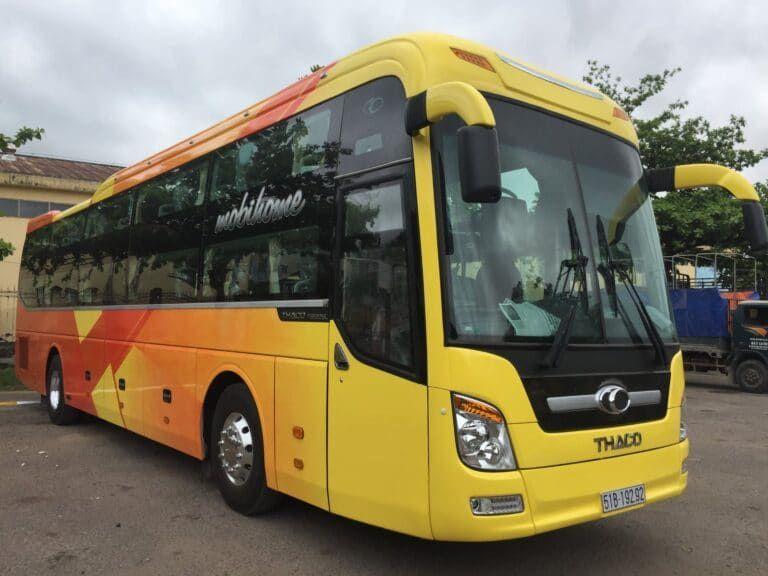 Xe khách An Thiên Phú Sài Gòn Quy Nhơn