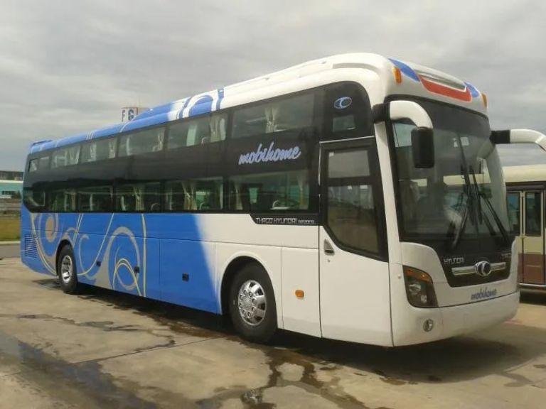 xe khách Hoa Nho Sài Gòn Quy Nhơn