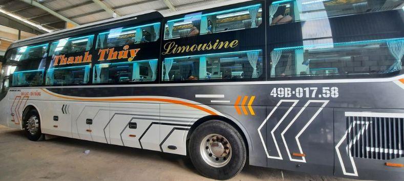 xe khách Thanh Thủy Sài Gòn Quy Nhơn