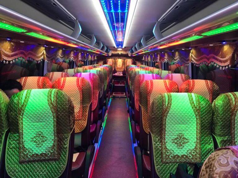 xe khách Saco Travel