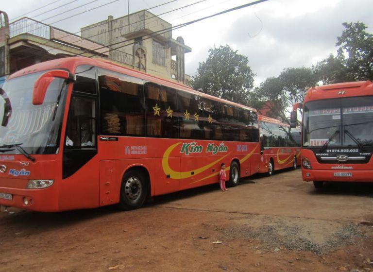 xe khách Sài Gòn Tây Ninh Kim Ngân